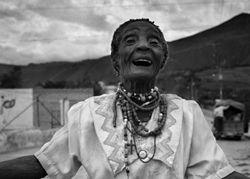 Doña Laura, 90 ans, La Concepción, Equateur, 2009.