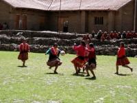 footballeuse des Andes