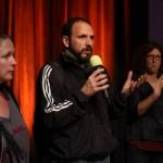 AC - Sergio Becerra, critique et historien de cinéma, venu présenter une séance de documentaires réalisés par Martha Rodriguez