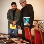 AC-stage litterature avec Diego Trelles Paz, Ramiro Oviedo, ecrivains