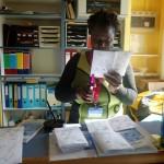 CG - Djenebou prepare lexique LSF