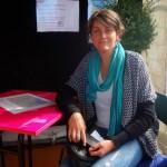 CG-Laetitia Morvan, collectif des Sourds en Finistère, communication Monde des Sourds