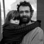 CG- Nicolas Rincon Gille, cinéaste colombien, et sa fill