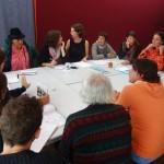 CG préparation de débat- intervenants- interprete LSF et espagnols