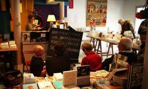 2015 - Christel Garry - Librairie ephemere - cours de mapuche