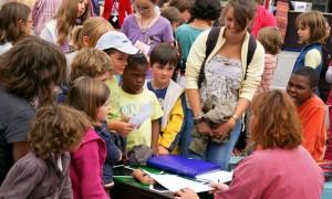 Le mini-festival : jeu de piste