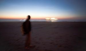 chemin des dunes - Caroline Fontana