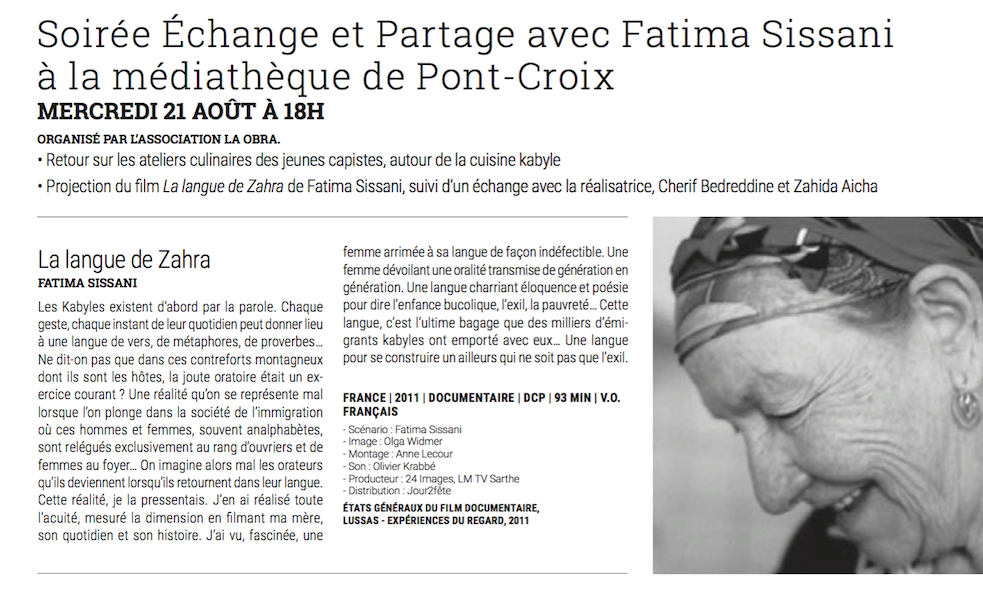 Pont-Croix_Fatima Sissani