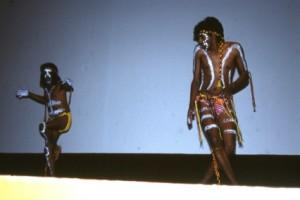 Aborigenes1991-Paugam-john et colin danse