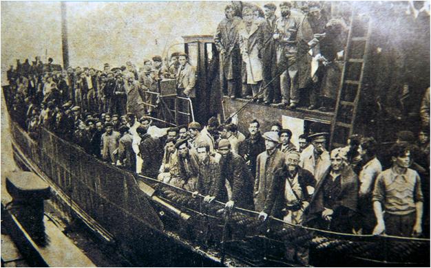 Exilés asturiens