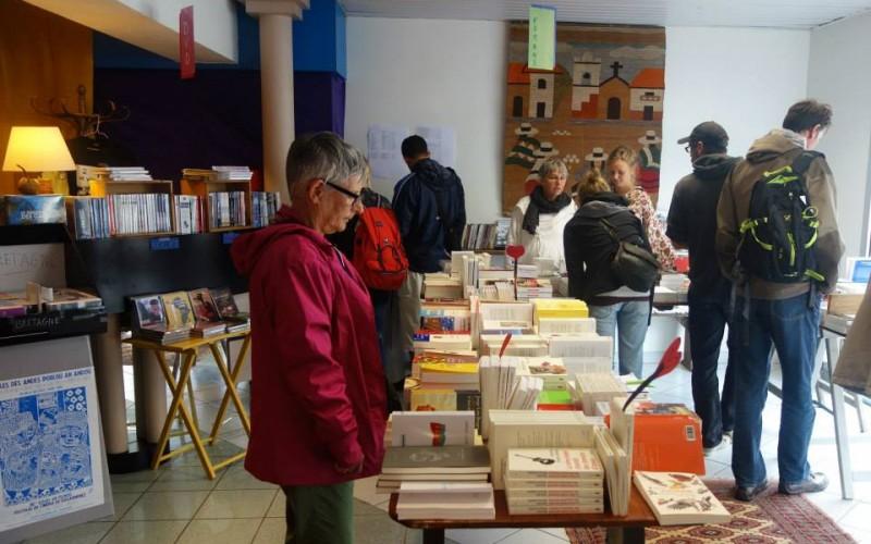 Christel Garry - la Librairie Ephémère